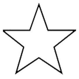 Muslim (Islam 5 pointed star)